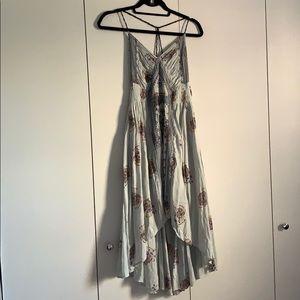 Free People mid-length dress